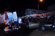 Um suspeito preso e outro baleado pela PM após tentativa de assalto no Jardim Ayub