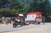 Morre segunda vítima do acidente entre carro e moto na Ponte da Usina