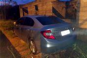 Honda Civic furtado em Sorocaba é encontrado na Cananéia