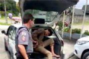PM de Tapiraí prende Elivelton Pezão, suspeito de matar a menina Heloá
