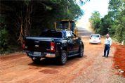 Prefeitura conclui aterro e tubulação e libera o tráfego na estrada Pilar à Tapiraí