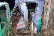 Criança de 8 anos morre em acidente de caminhão na estrada do Caxangá