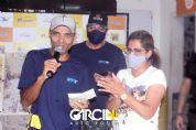 Alessandra Almeida é a ganhadora do Carro 0km do Posto Garcia