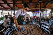 Mesmo com autorização, 100% da ocupação em restaurantes precisa ser repensada