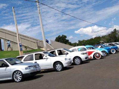 Acontece no domingo o Lowday, encontro automotivo de Pilar do Sul e região