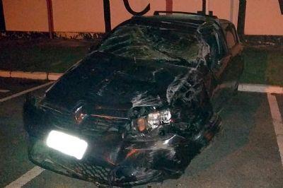 Empresário morre em capotamento de veículo na SP-264