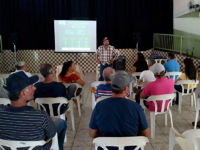 Sindicato Rural promove apresentação do Programa Proleite do Senar
