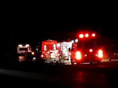Homem morre e três ficam feridos em grave acidente provocado por motorista bêbado na SP-264