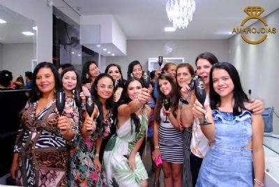 Amaro Joias celebra dois anos com coquetel e inauguração da nova sede