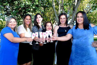 Equipe Luana Almeida da Mary Kay realiza encontro de mães empreendedoras