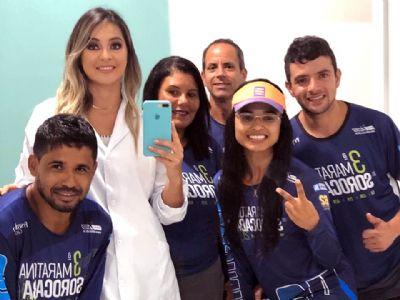 Pilarenses participam no domingo da Maratona Novembro Azul de Sorocaba