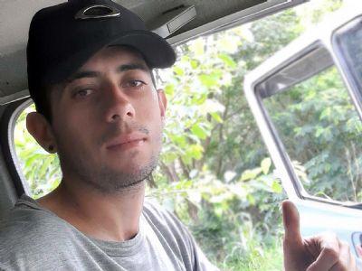 Faleceu Celso Rodrigo Vieira de Sales
