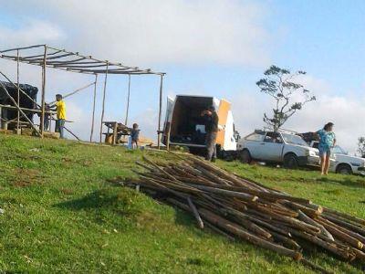Integrantes do MSC desocupam fazenda na Ponte Alta