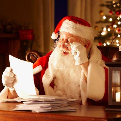 Adote uma cartinha do Papai Noel neste natal