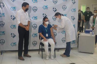 Estado SP lança site para pré-cadastro e inicia vacinação contra Covid-19