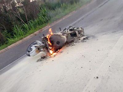 Comerciante de Pilar do Sul morre em acidente de motocicleta na SP-264