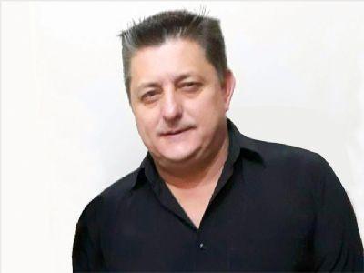 Faleceu Carlos Alberto de Almeida (Carlão)