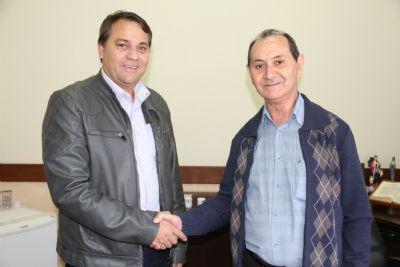 Prefeito sai de férias e Marquinho assume a prefeitura de Pilar do Sul