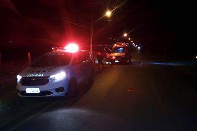 Ciclista morre após ser atingido por carro na vicinal da Reunidas
