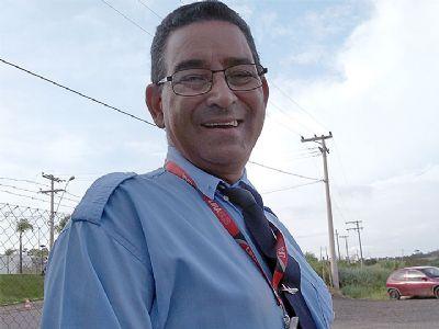 Faleceu Airton Fernandes de Camargo