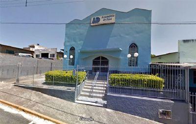 Durante o dia, mais uma igreja é furtada em Pilar do Sul