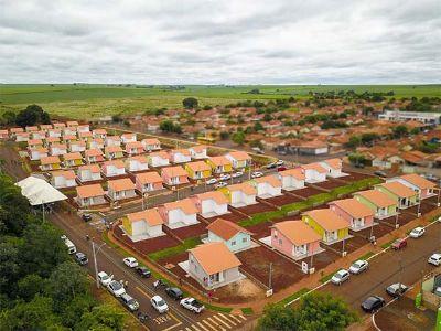 Mais de três mil se inscrevem para casas do CDHU