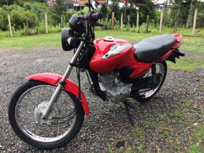 Mais uma motocicleta é furtada em Pilar do Sul