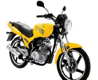 Motocicleta Dafra Speed 150 é furtada em frente a escola do Pinhalzinho