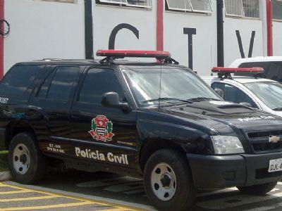 Casal acusado de assaltar jovens é identificado e indiciado pela Polícia Civil