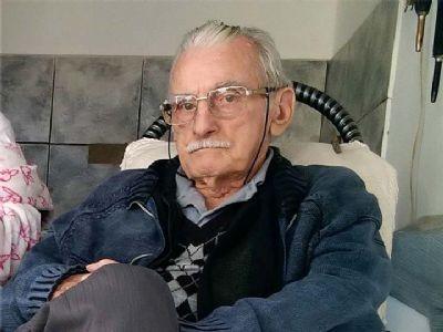 Faleceu Dorvalino Alberto Micheletto
