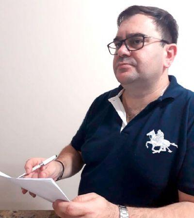 Erick da Pizzaria é vítima de tentativa de golpe em cadastro de auxílio emergencial