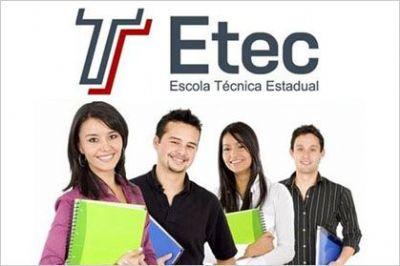 Inscrições abertas para o vestibulinho Etec em Pilar do Sul