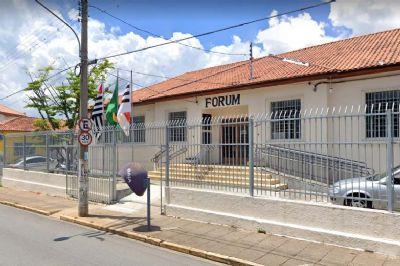 Fórum de Pilar do Sul anuncia suspensão de processos e audiências