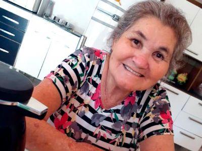 Faleceu Georgina Medeiros Garcia