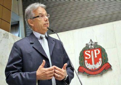 Edson Giriboni toma posse como deputado estadual na ALESP