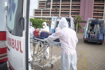 Brasil registra 3781 mortes em virtude da covid-19 nesta terça-feira