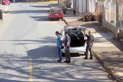 Sãomiguelense é preso por tráfico em Pilar do Sul
