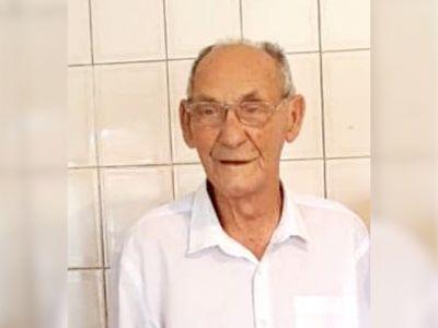 Faleceu Luiz Vieira dos Santos (Luiz da DER)