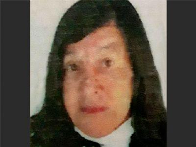Faleceu Maria de Fátima Marques Lima