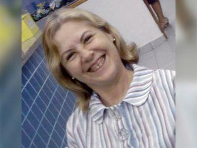 Faleceu Maria Aparecida Barbosa de Moraes