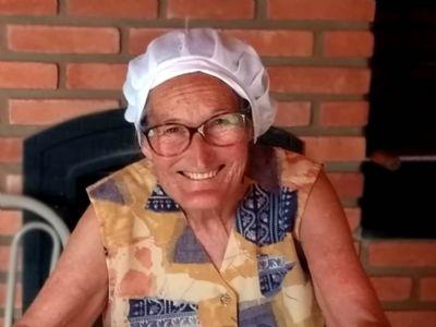 Faleceu Maria de Lourdes Alves da Silva