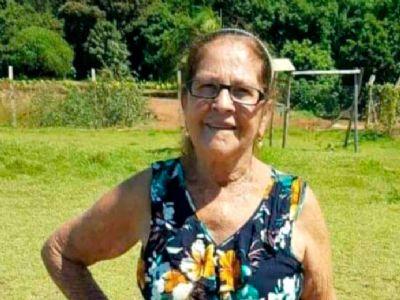 Faleceu Marina Pereira Domingues