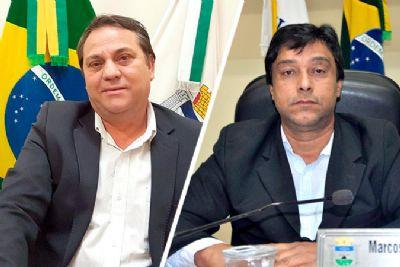 Marquinho da Autoescola (DEM) disputará reeleição com Marcos Fábio (PDT) de vice