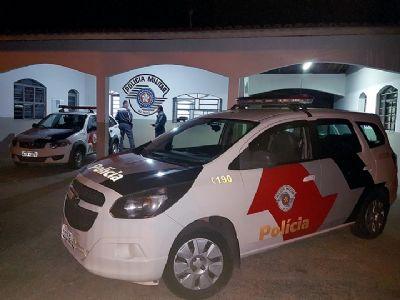 PM prende pilarense procurado por furto em Iguape