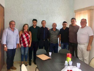 Deputado Vitor Lippi destina 500 mil reais para a Santa Casa