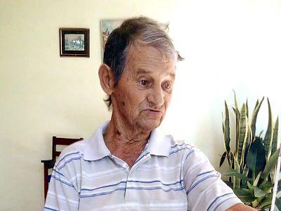 Faleceu Pedro Gomes de Almeida