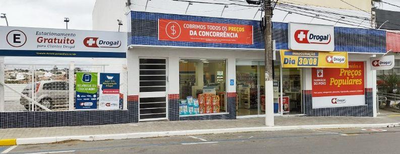 Rede Drogal inaugura 1ª unidade em Pilar do Sul e faz doação de 5 mil fraldas ao Fundo Social