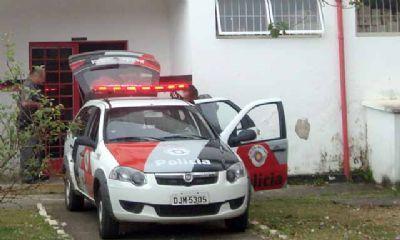 Pedreiro é preso após furtar celular dentro da base do SAMU