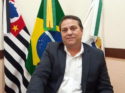 Vídeo - Prefeito Marquinho toma posse e concede entrevista ao Pilar News