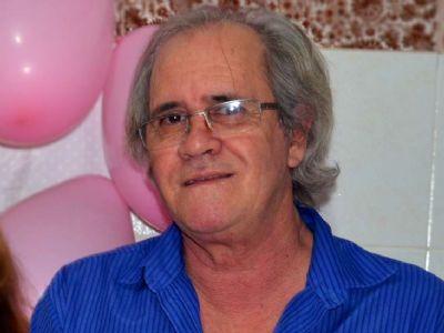 Faleceu Renato Di Rado (Renato do Café Pilar)